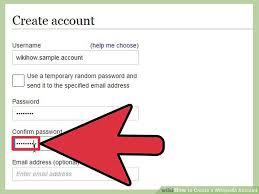 Wikipedia Create How To Create A Wikipedia Account 10 Steps With Pictures
