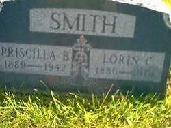 Priscilla Benson Smith (1889-1942) - Find A Grave Memorial