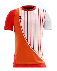 Triumph Mens Professional Kabaddi T Shirt Orange Amazon In