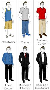 write an essay proposing a dress code in your workplace writework english example of a common dress code for males in modern western culture note