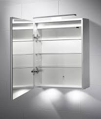 over bathroom cabinet lighting. LED Bathroom Cabinet With Over Mirror Light 600mm X 500mm. Energy Saving LEDs, Demister Pad, Shaver Socket \u0026 Hand Sensor Lighting V