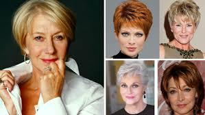 Nejmodernější Krátké účesy Pro ženy Nad 50 Let Na Tenhle Rok Buďte