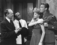 "Byron Foulger ""Brewster's Millions"" vintage movie still"