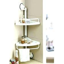 bathroom corner shelf unit wall mount corner shelves wall mounted