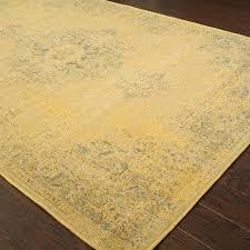 yellow gray area rug gray yellow blue rug