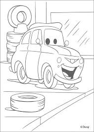 Small Picture Luigi in the garage coloring pages Hellokidscom