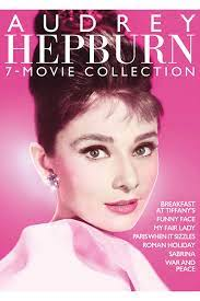 The Audrey Hepburn 7-Film Collection ...