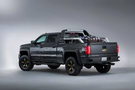 Chevrolet Reveals its Pimped Trucks for SEMA, Including New 2015 ...