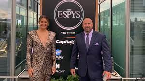 Sarah Fuller Shines At ESPN ESPYS ...