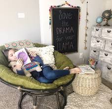 whimsy furniture. Link: Shop Papasan Chair And Cushions Whimsy Furniture