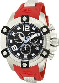 invicta reserve 80358 48mm octane swiss made chronograph date red item photo click
