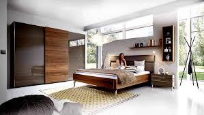Elegante Schlafzimmer Dachschrage Farblich Gestalten Grun