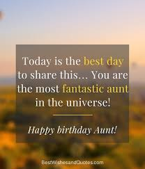 Quotes About Being An Aunt 68 Awesome Happy Birthday Aunt 24 Lovely Birthday Wishes That You Can Use