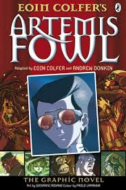 artemis fowl the graphic novel ebook by andrew donkin giovanni rigano eoin colfer