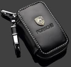 2018 porsche key.  2018 porsche key pouch  chain holder genuine leather type d inside 2018 porsche key