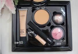 mac cosmetics travel make up kit 2 16 00
