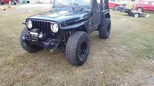 35s On The Jeep Tj Stock Axles And 3 73s What Could Go Wrong