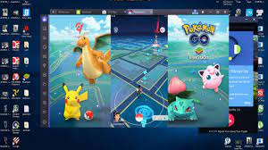 Tổng hợp chơi Pokemon Go trên PC, Fake GPS, Unban - YouTube