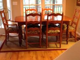 how to refinish a dining room table original dining table and chair set without center leaf how to refinish a dining room table