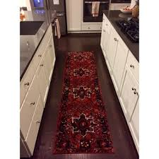 2x8 runner rug. Safavieh Vintage Hamadan Traditional Red/ Multi Runner Rug 2x8 D