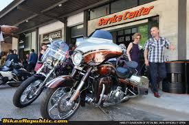 1858 sq m dealership will offer the plete range of harley davidson motorcycles consisting of the 2018 softail family road glide special and