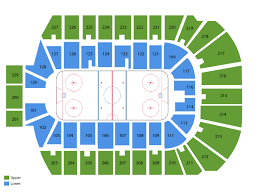 Rochester Americans Tickets At Blue Cross Arena On March 11 2020 At 7 05 Pm