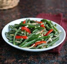 <b>Green Bean</b> Salad Recipe and a $100 Visa Card Giveaway