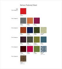 Stool Color Chart Images Free 6 Stool Color Chart In Samples Examples Templates