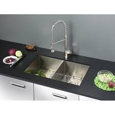 ruvati 16 gauge stainless steel 30 inch double bowl undermount kitchen sink free today com 14534120