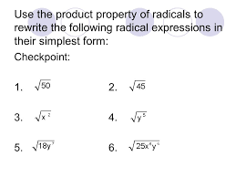 Operations With Radical Expressions Worksheet Answers Worksheets ...