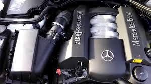 Mercedes Benz E320 - Open Door / Interior Review - YouTube