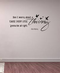 Amazoncom Pdasd Quotes Art Decals Vinyl Removable Stickers Dont