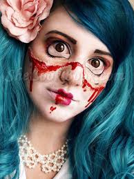broken doll makeup tutorial and some more inspirations for