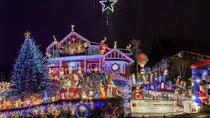 Crystal Ridge Puyallup Christmas Lights Map Where To See Christmas Lights In Metro Vancouver 604 Now
