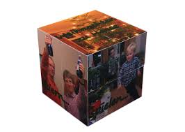 picture of magic folding photo cube