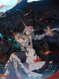 Anime Fantasy Girl 4K Wallpaper #51