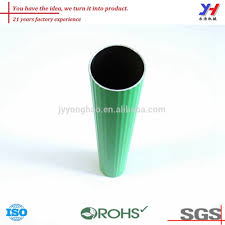 coated aluminum tube frame