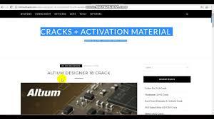 Altium Designer 19 Download Crack Altium Designer 14 License Crack Joomlafree