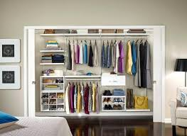 closetmaid shelf track closet featuring elite in white working on an adjule mounting system the shelves closetmaid shelf track