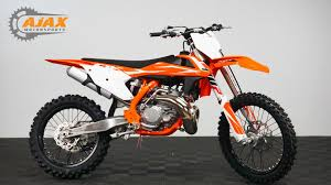 new 2018 ktm 250 sx motorcycles in oklahoma city ok stock