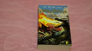 harry potter and the goblet of fire paperback uk new cover 2018