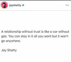 In Quote Internet Star Exposes Award Winning Life Coach Jay Shetty
