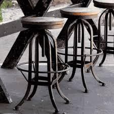 wood and iron bar stools. Simple Iron Adjustable Factory Stool Inside Wood And Iron Bar Stools T