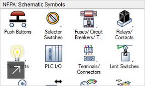 autocad electrical toolset electrical design software electrical schematic symbol libraries
