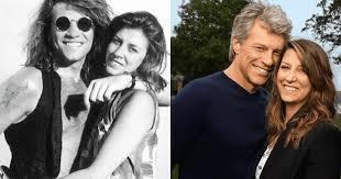 Browse 422 jon bon jovi wife stock photos and images available, or start a new search to explore more stock photos and images. Bon Jovi S 30 Year Marriage Is Proof That High School Romances Can Turn Into Love That Lasts A Lifetime
