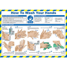 Food Hygiene Poster How To Wash Your Hands Poster Kitchen Hygiene Posters From Parrs Uk