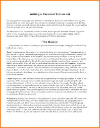 How Many Jobs On Resume Resume Template Excellent Examples Of Personal Statements For 68