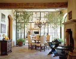 inside sunrooms. Inside Sunrooms Sunroom Mediterranean With Oversize Fireplace Nailhead Details