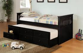 ... Good Looking Kid Bedroom Decoration With Children Trundle Bed Frame :  Foxy Image Of Kid Bedroom ...