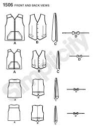 Boys Vest Pattern Simple Inspiration Ideas